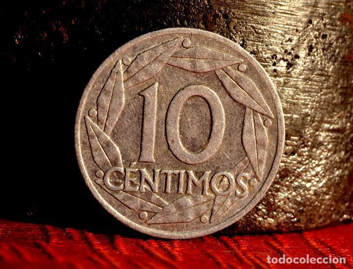 Monedas con errores: 10 CÉNTIMOS DE 1959: NOTABLE REMARCACIÓN DE LAS LEYENDAS DEL ANVERSO (REF. 642) - Foto 5 - 126513319