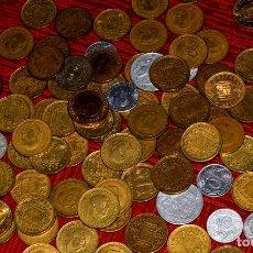 Monedas con errores: GRAN LOTE DE 100 MONEDAS,TODAS CON PEQUEÑOS ERRORES (LOTE 2). Lote 128068039