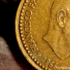 Monedas con errores: PESETA DE 1966*67: PEQUEÑOS ERRORES (REF. 665). Lote 128856095