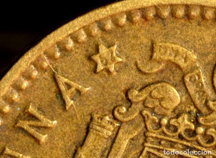 Monedas con errores: PESETA DE 1966*67: PEQUEÑOS ERRORES (REF. 665) - Foto 3 - 128856095