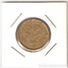 Monedas con errores: MONEDAS 100 PESETAS DEL AÑO 1996 E DEL AÑO 1998 REMARCADAS REVERSO. Lote 135154374