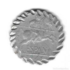 Monedas con errores: MONEDA. 10 CENTIMOS. 1945. ESPAÑA. ERROR: MANIPULADA. VER. Lote 135199634