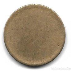 Monedas con errores: MONEDA. ERROR: COSPEL F.N.M.T. VER. Lote 163610326