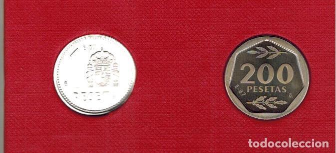 Monedas con errores: CARTERA DE LA F.N.M.T. E-87 de la III EXPOSICIÓN NUMISMATICA AÑO 1987 - Foto 3 - 135432726