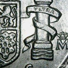 Monedas con errores: * ERROR *. EL MAS RARO Y ESCASO DE LAS MONEDAS DE 10 PESETAS. AÑO 1985 CECA CORONA ABIERTA. RARISIMA. Lote 137258582