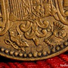 Monedas con errores: UNA PESETA 1963: MÚLTIPLES ERRORES EN ANVERSO Y REVERSO (REF. 670). Lote 144716546