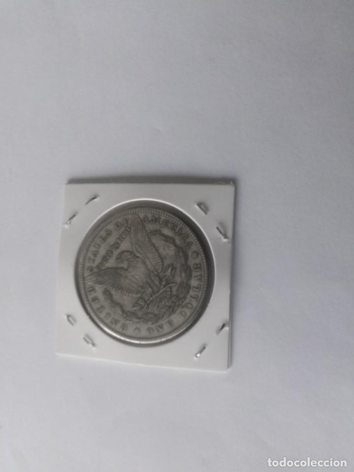 Monedas con errores: Moneda de 1 dólar hobo (chica) - Foto 2 - 145173798