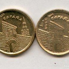 Coins with Errors - ERROR. VARIANTE DE CUÑO, GRABADO MAYOR EN REVERSO. 5 PESETAS 1996. OBSERVESE EL TAMAÑO DE LAS LETRAS - 145888496