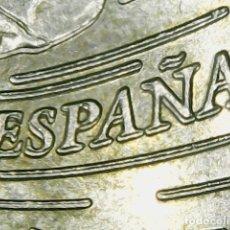 Monedas con errores: * ERROR * BONITO Y ESCASO. 5 PESETAS AÑO 1997 CON DOBLE HINCADO EN EL REVERSO. Lote 145890944