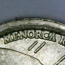 Monedas con errores: * ERROR * 5 PESETAS DE JUAN CARLOS I AÑO 1997 CON LA LEYENDA DEL REVERSO PEGADA AL DOBLE LISTEL. Lote 145891256