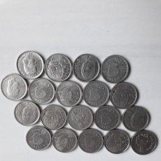 Monedas con errores: LOTE DE MONEDAS DE 10 PTAS CONMEMORATIVAS #SÉNECA#MIRÓ#PARDO BAZÁN#QUEBEDO#ETC.. Lote 147297780