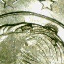 Monedas con errores: * ERROR * VARIOS EXCESOS DE METAL EN LA CABEZA 20 CENT BÉLGICA 2007 PRECIOSA. Lote 147471621