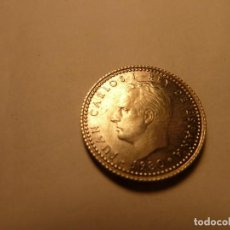 Monedas con errores - 1 PTA 1980*80 EN PLATA - 148554126