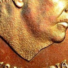 Monedas con errores: UNA PESETA 1966*73: PIEL DE NARANJA EN CUELLO DE FRANCO Y DESCENTRADA EN EL ANVERSO (REF. 681). Lote 148956286