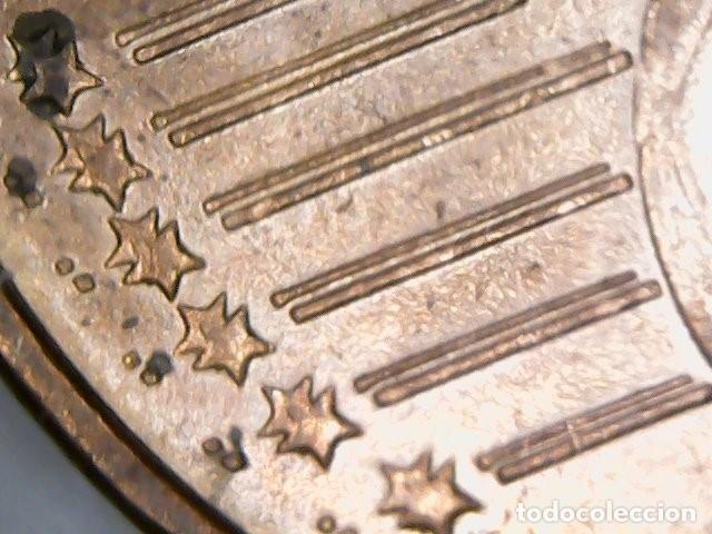 * ERROR INEDITO * 5 CENT ALEMANIA DOBLE HINCADO (Numismática - España Modernas y Contemporáneas - Variedades y Errores)