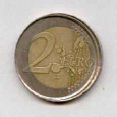 Coins with Errors - * ERROR * PRECIOSO ERROR. 2 EURO AÑO 2002 ITALIA ACUÑACIÓN DESPLAZADA. N2 - 52334510