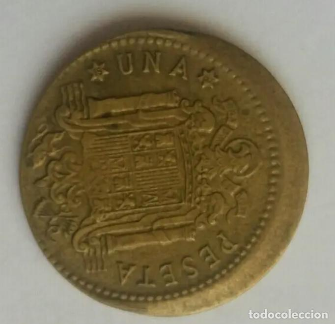Monedas con errores: Error desplazada peseta 1966/67 - Foto 2 - 158745822