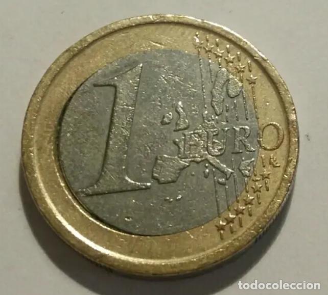 Monedas con errores: Huevo friro error euro España - Foto 2 - 158746246