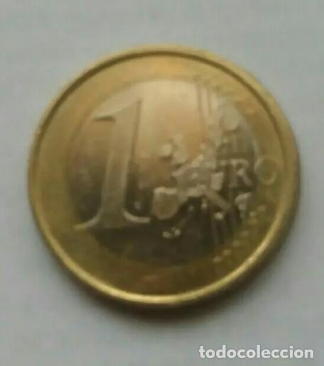 Monedas con errores: Error 1 euro Alemania - Foto 3 - 158886986