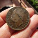 Monedas con errores: ITALIA . 10 CENTESIMI MUY ANTIGUOS . AÑO 1894. Lote 160214658