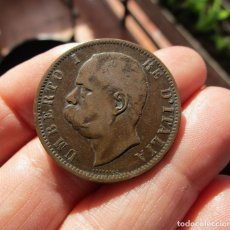 Coins with Errors - ITALIA . 10 CENTESIMI MUY ANTIGUOS . AÑO 1894 - 160214658