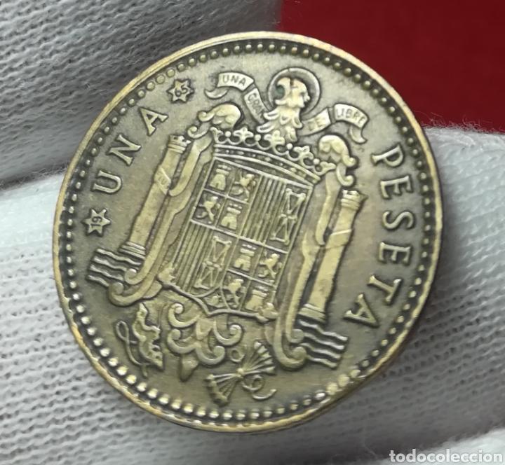 Monedas con errores: 1 peseta 1963 error - Foto 5 - 161329248
