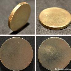 Monedas con errores: COSPEL SIN ACUÑAR BRONCE 24MM. Lote 167891212