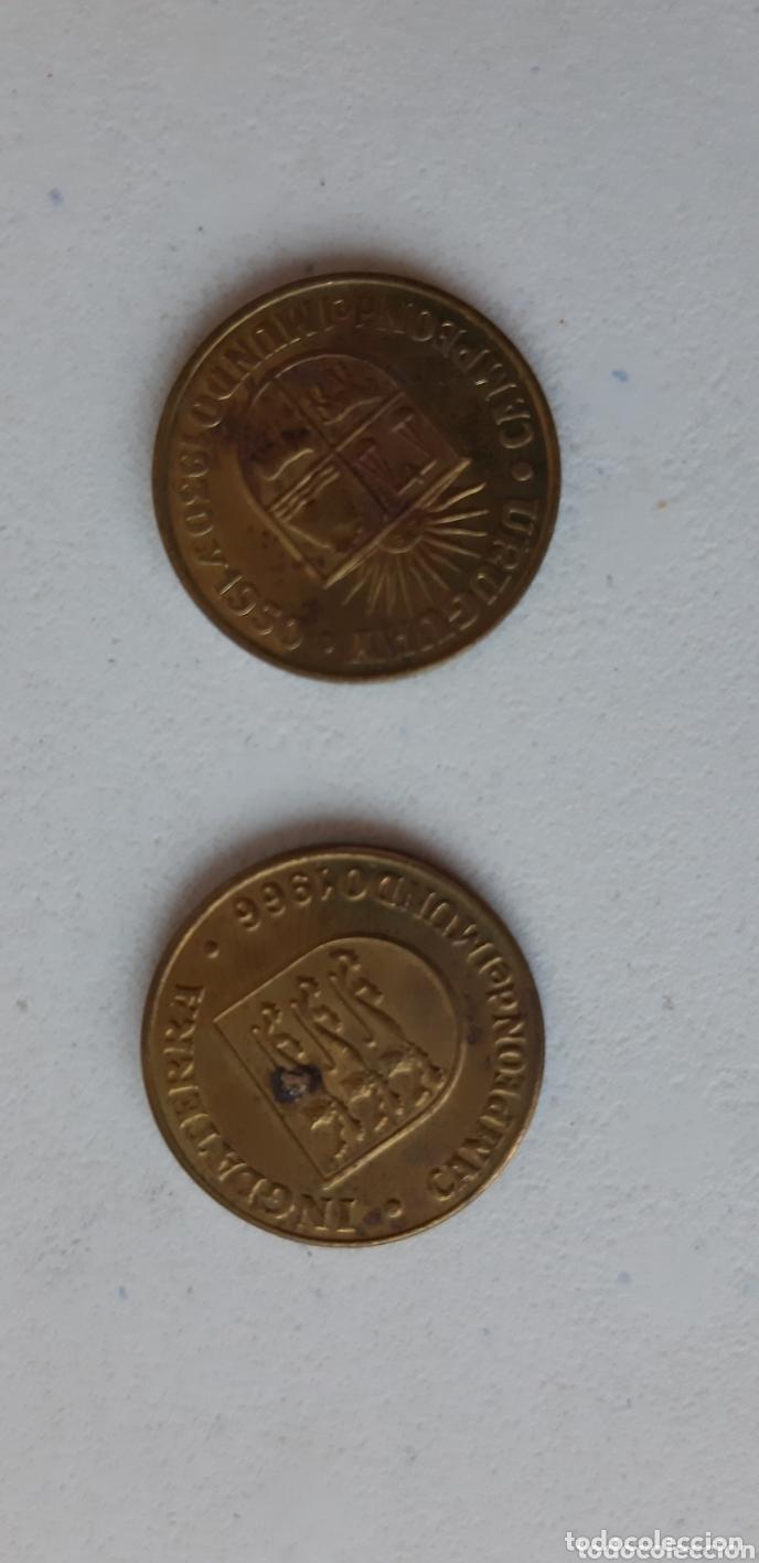 MONEDAS COPA DEL MUNDO ESPAÑA 1982 (Numismática - España Modernas y Contemporáneas - Variedades y Errores)