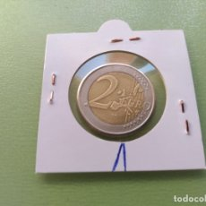 Monedas con errores: ERROR 2 EUROS GIRADOS 30° ESPAÑA 1999. Lote 173926558
