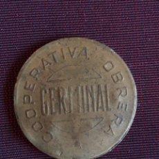 Monedas con errores: 1 PESETA COOPERATIVA. Lote 178683661