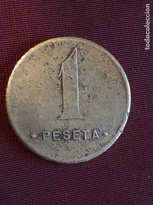 1 PESETA (Numismática - España Modernas y Contemporáneas - Variedades y Errores)