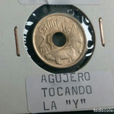 Monete con errori: 25 PESETAS 1995 SC VARIANTE (2 MONEDAS)(LEER DESCRIPCIÓN). Lote 213925706