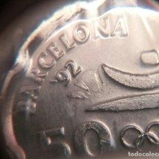 Monedas con errores: 50 PESETAS 1992 LA PEDRERA SC ERROR (LEER DESCRIPCIÓN Y VER FOTOS ). Lote 230808575