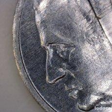 Monedas con errores: JUAN CARLOS I 1 PTA 1996 * ERROR * LABIO PARTIDO - SC. Lote 182275612