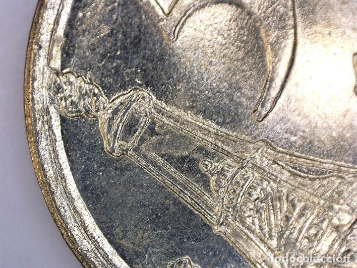 Monedas con errores: ERRORES Y VARIANTES, 5 PESETAS 1993 . EXCESOS DE METAL Y VIEIRA SC - Foto 3 - 182389975