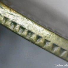 Monedas con errores: * ERROR * CANTO CORONA 1 PESETA 1966-67. Lote 182884271