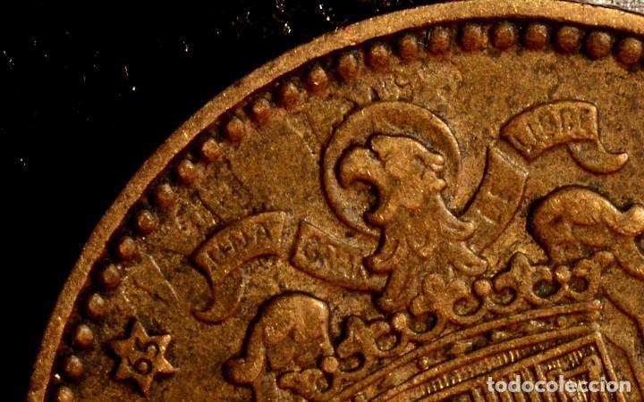 Monedas con errores: PESETA 1963*65: GRANDES REPINTES EN ANVERSO Y REVERSO (REF. 692) - Foto 3 - 186260093