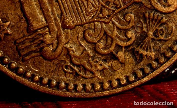 Monedas con errores: PESETA 1963*65: GRANDES REPINTES EN ANVERSO Y REVERSO (REF. 692) - Foto 4 - 186260093