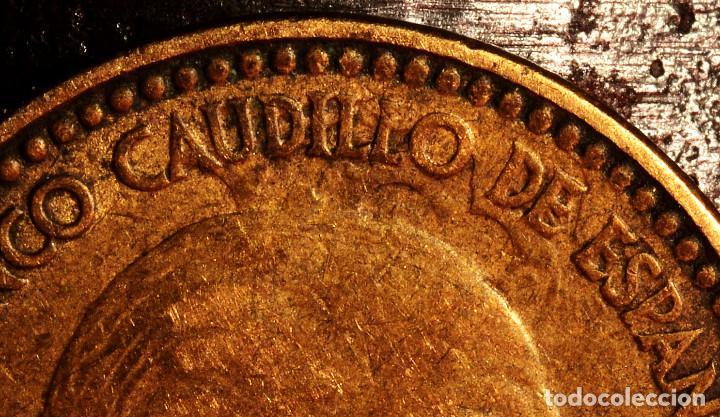 Monedas con errores: PESETA 1963*65: GRANDES REPINTES EN ANVERSO Y REVERSO (REF. 692) - Foto 5 - 186260093