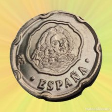 Monedas con errores: VARIANTE 50 PESETAS 1996 JUAN CARLOS I REMARCADA SIN CIRCULAR. Lote 186167607