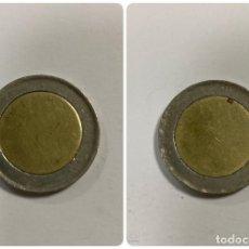 Monedas con errores: COSPEL SIN ACUÑAR DE 2 EUROS. . Lote 190324392