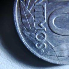 Monedas con errores: ERROR EN 10 CÉNTIMOS DE 1959 ESTADO ESPAÑOL. Lote 191387728