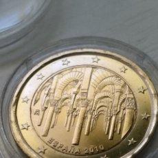 Monedas con errores: LOTE DE 50 MONEDAS DE 2 EUROS ERROR MEZQUITA CÓRDOBA S/C. Lote 191657797