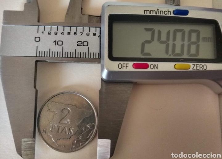 ÚNICA ( PRUEBA 2 PESETAS 1982 JUAN CARLOS I ) VER FOTOGRAFÍAS. (Numismática - España Modernas y Contemporáneas - Variedades y Errores)