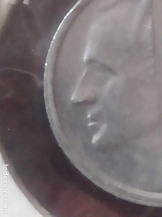 Monedas con errores: PAREJA DE MONEDAS DE 1 PTA. ERROR ACUÑACION - Foto 6 - 196279186