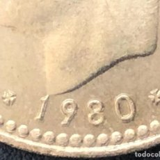 Monedas con errores: 1 PESETA 1980*81. Lote 197623885