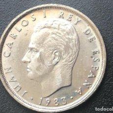 Monedas con errores: 10 PESETAS 1983 . Lote 198412893