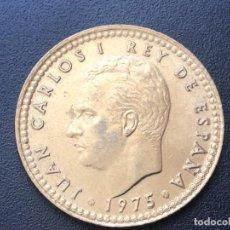 Monedas con errores: 1 PESETA 1975*80 ERRORES EN AMBAS CARAS. Lote 198611955