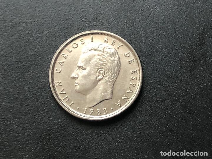 Monedas con errores: 10 pesetas 1983 error - Foto 4 - 198825195