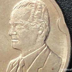 Monedas con errores: 50 PESETAS 1992 GRAN EXCESO METAL Y MÁS ERRORES S/C. Lote 199111941